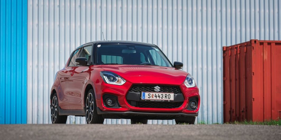 INTENSIV-TEST: SUZUKI SWIFT SPORT HYBRID (2020)