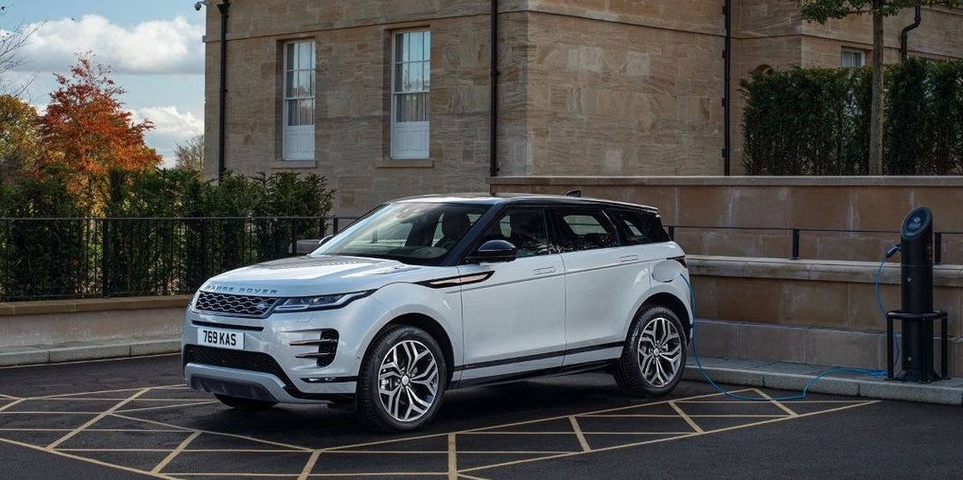 ERSTER TEST: RANGE ROVER EVOQUE & DISCOVERY SPORT PLUG-IN HYBRID