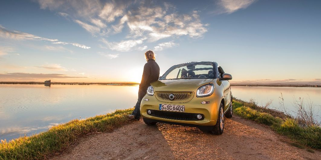ERSTER TEST: SMART FORTWO CABRIO
