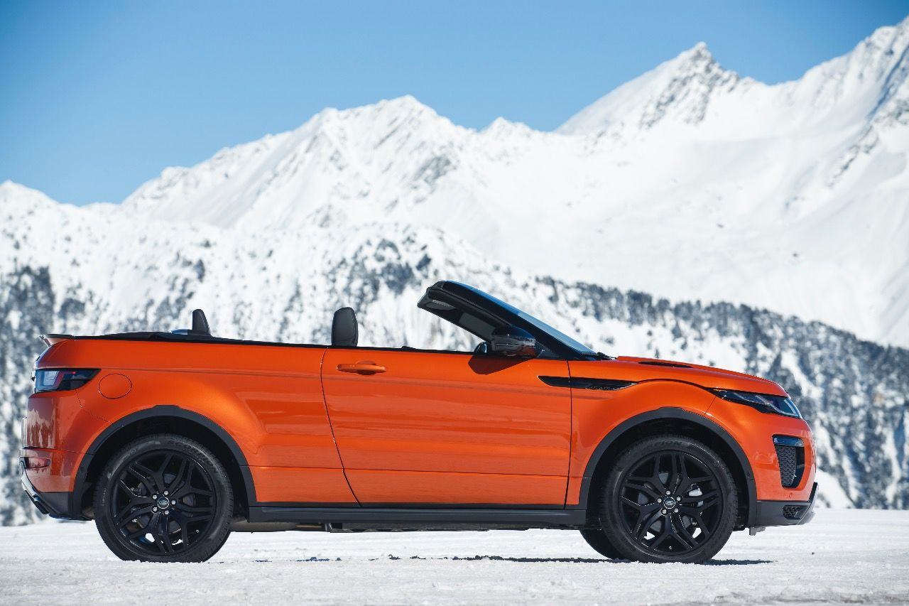 erster test range rover evoque cabrio wie sinnvoll ist. Black Bedroom Furniture Sets. Home Design Ideas
