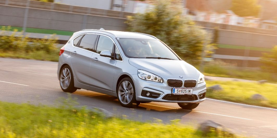 Intensivtest Bmw 225xe Active Tourer Advantage Wie Ansteckend Ist