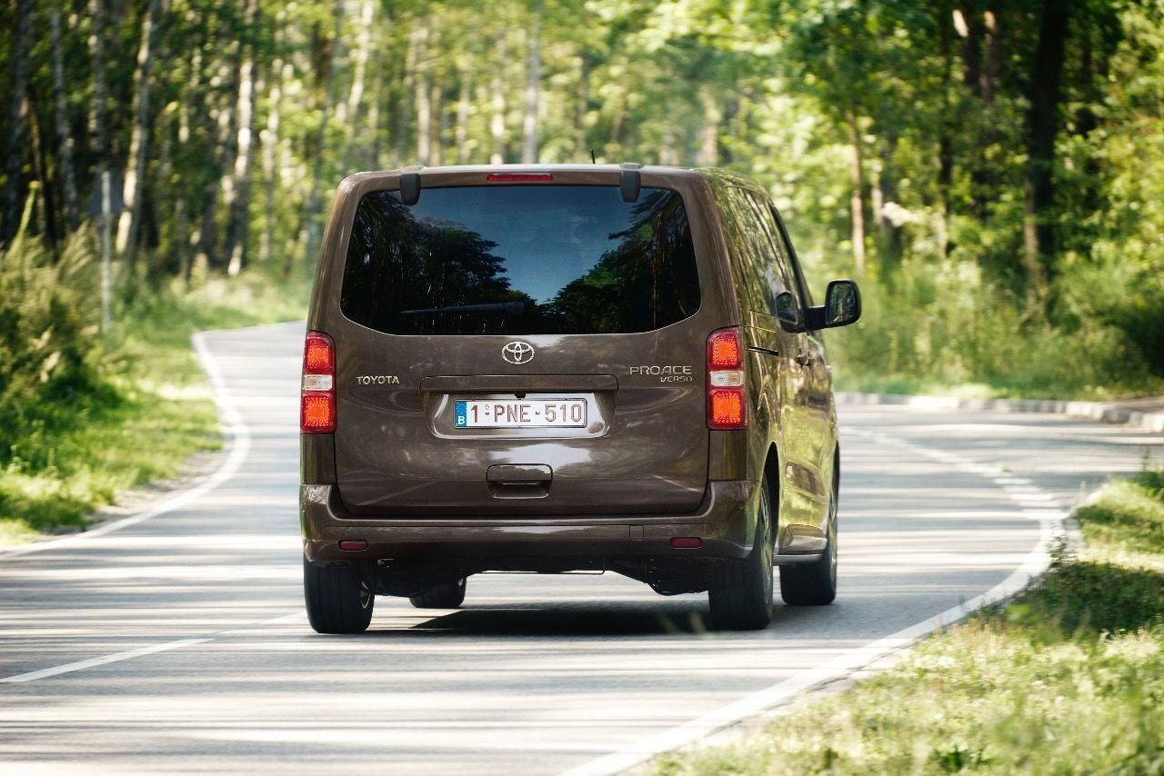 ERSTER TEST: TOYOTA PROACE VERSO
