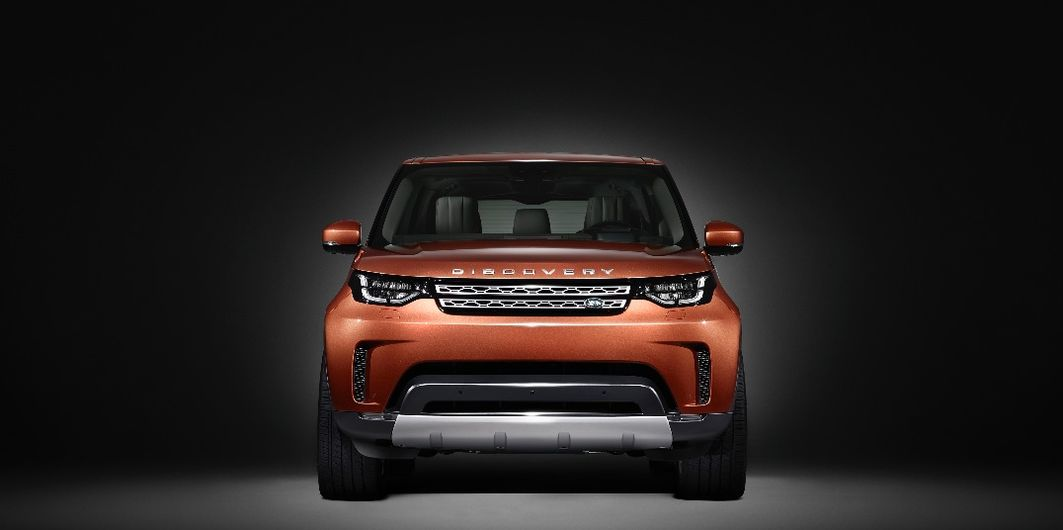 ERSTES BILD: LAND ROVER DISCOVERY