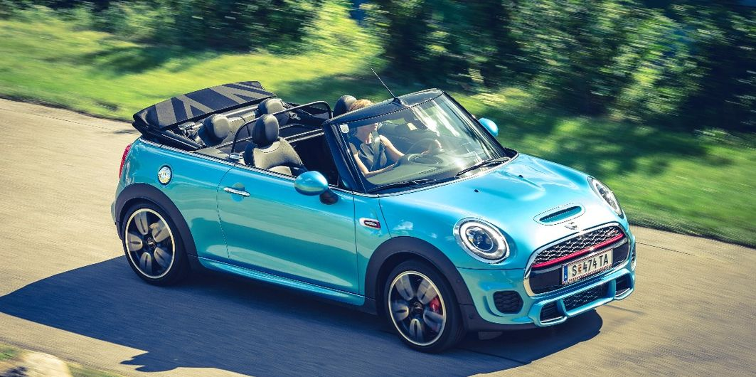 INTENSIVTEST: MINI JOHN COOPER WORKS CABRIO
