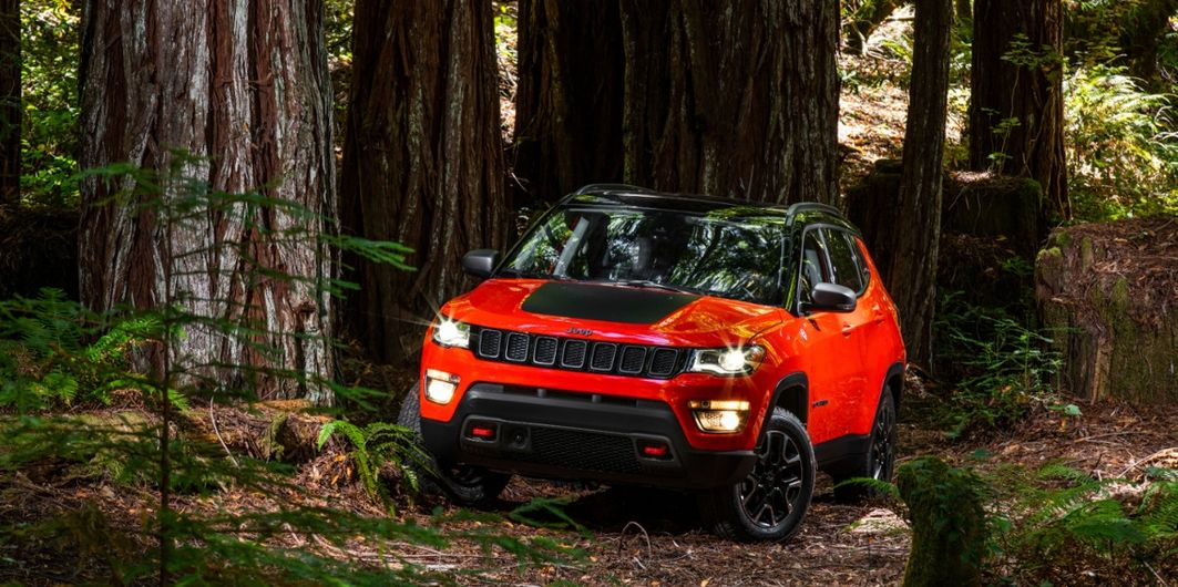 WELTPREMIERE: JEEP COMPASS