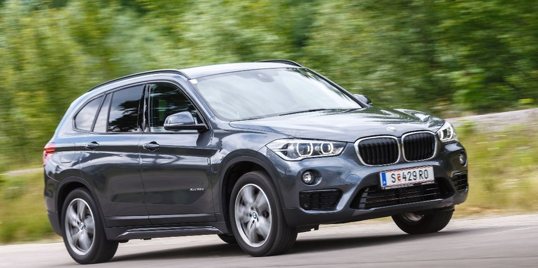 INTENSIVTEST: BMW X1 25d