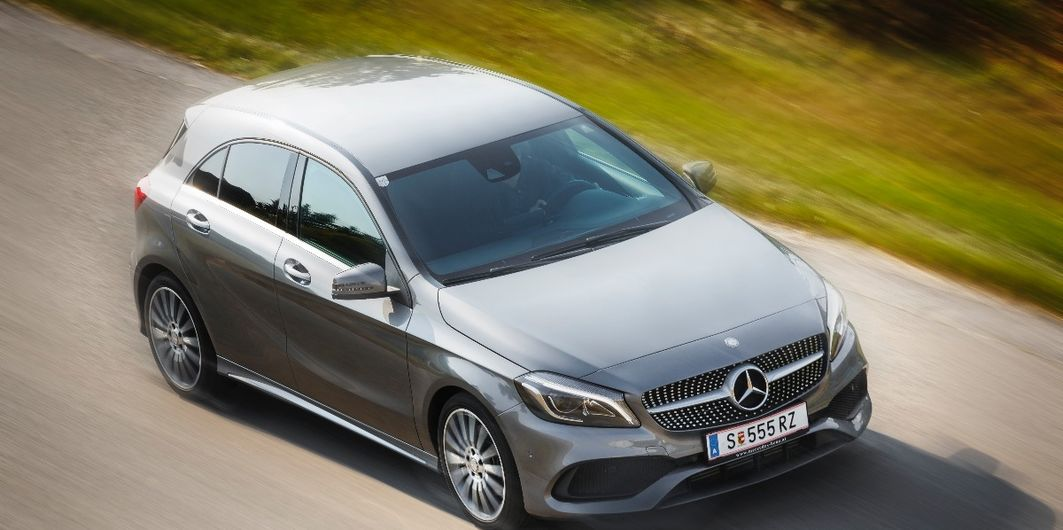 INTENSIVTEST: MERCEDES A 220 d 4MATIC