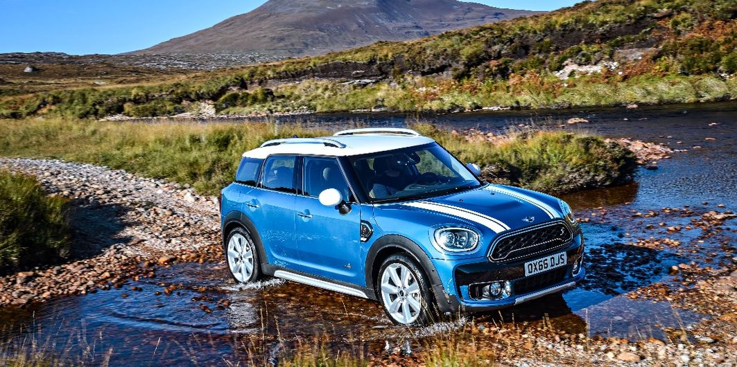 NEWS: MINI COUNTRYMAN II