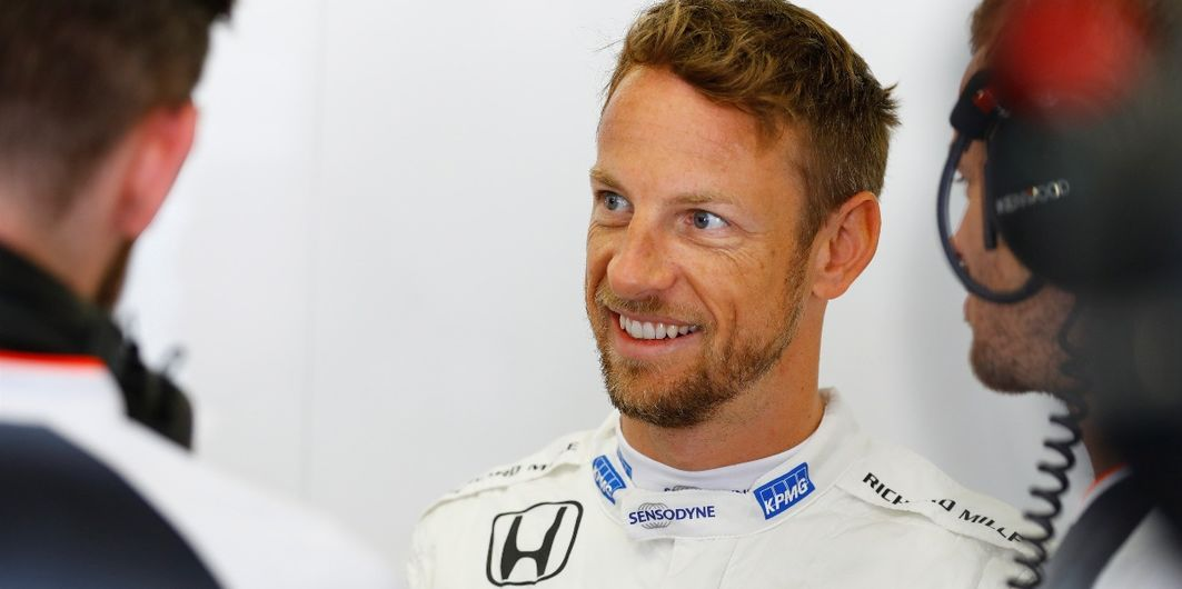 FORMEL 1: BUTTON