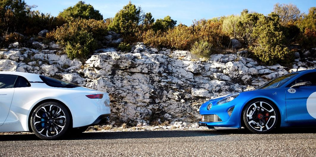 NEWS: RENAULT ALPINE