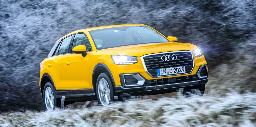TEST: AUDI Q2 2,0 TDI 190 PS (2017)