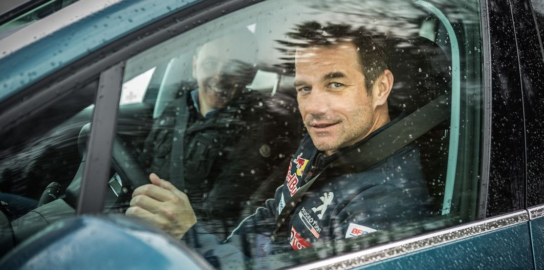 INTERVIEW: SEBASTIEN LOEB