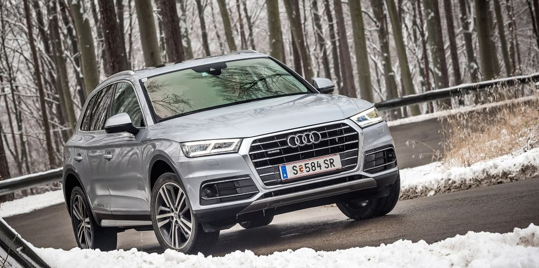 TEST: AUDI Q5 2,0 TDI QUATTRO (190 PS)