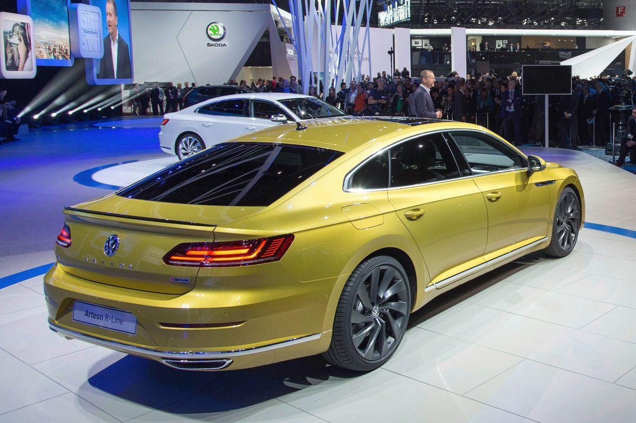GENFER SALON: VW ARTEON, Wie cool ist das neue VW-Topmodell?