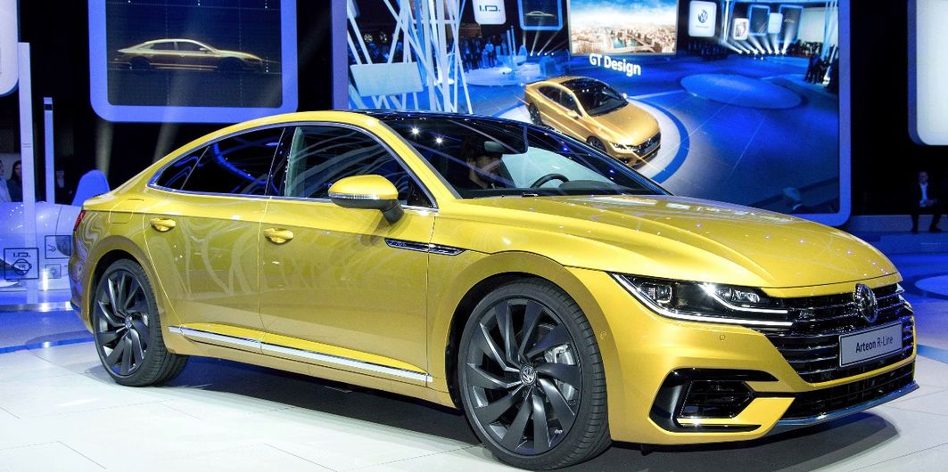 GENFER SALON: VW ARTEON