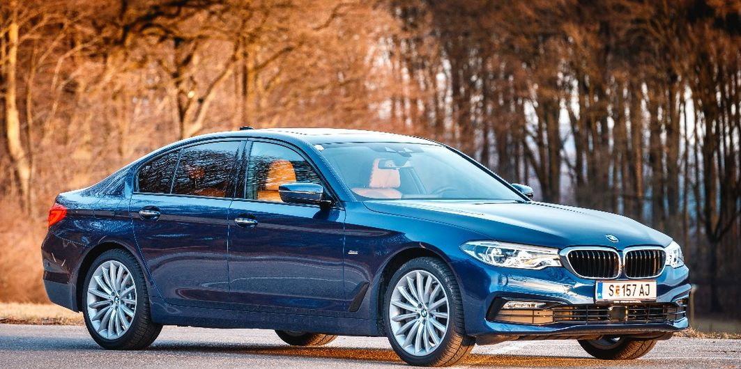 INTENSIVTEST: BMW 540i xDrive (2017)