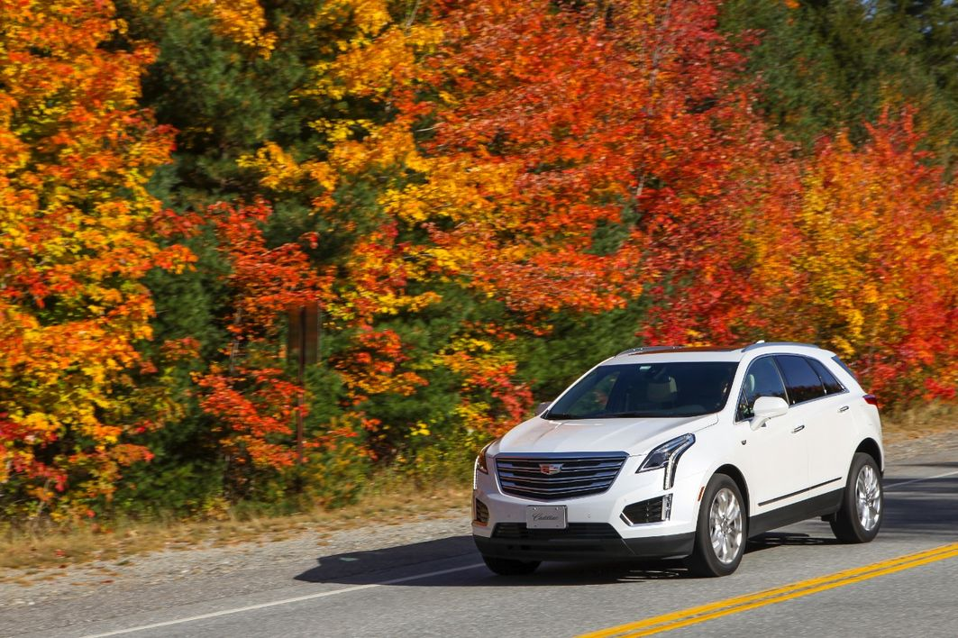 INTENSIVTEST: CADILLAC XT5 Wird Amerika great again?