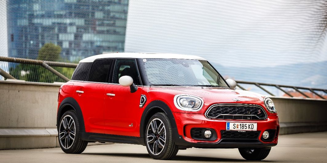TEST: MINI COOPER SD ALL4 COUNTRYMAN