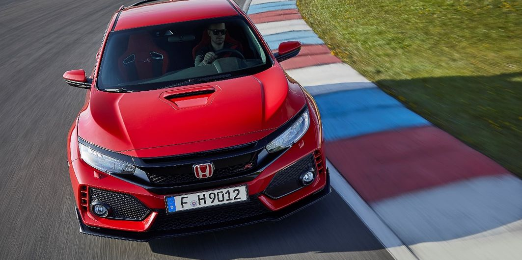 NEWS: HONDA CIVIC TYPE R