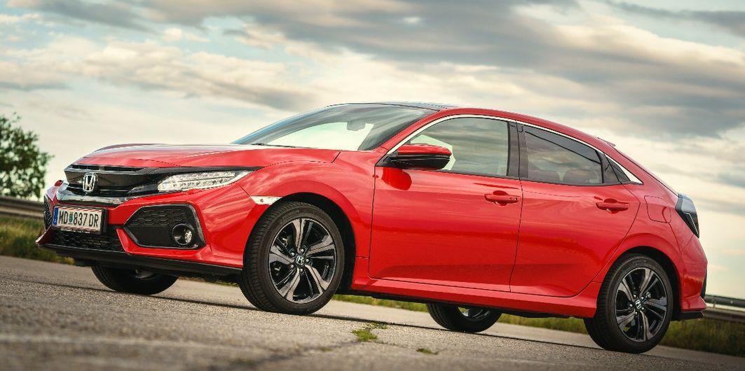 INTENSIVTEST: HONDA CIVIC 1.0 TURBO