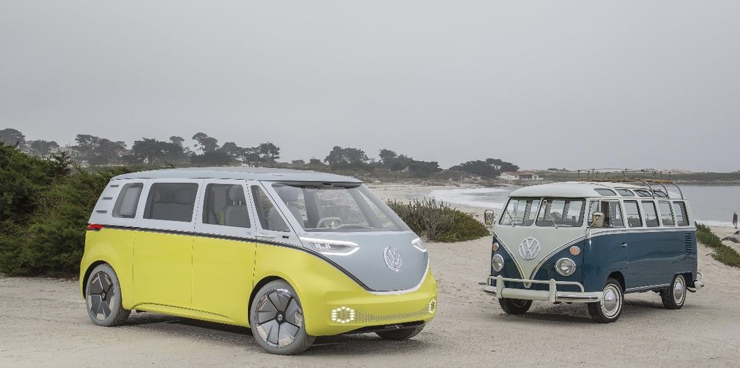 NEWS: VW I.D. BUZZ