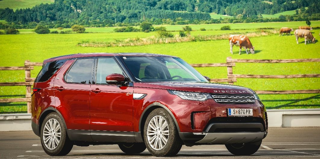 INTENSIVTEST: LAND ROVER DISCOVERY 2.0l Sd4 HSE