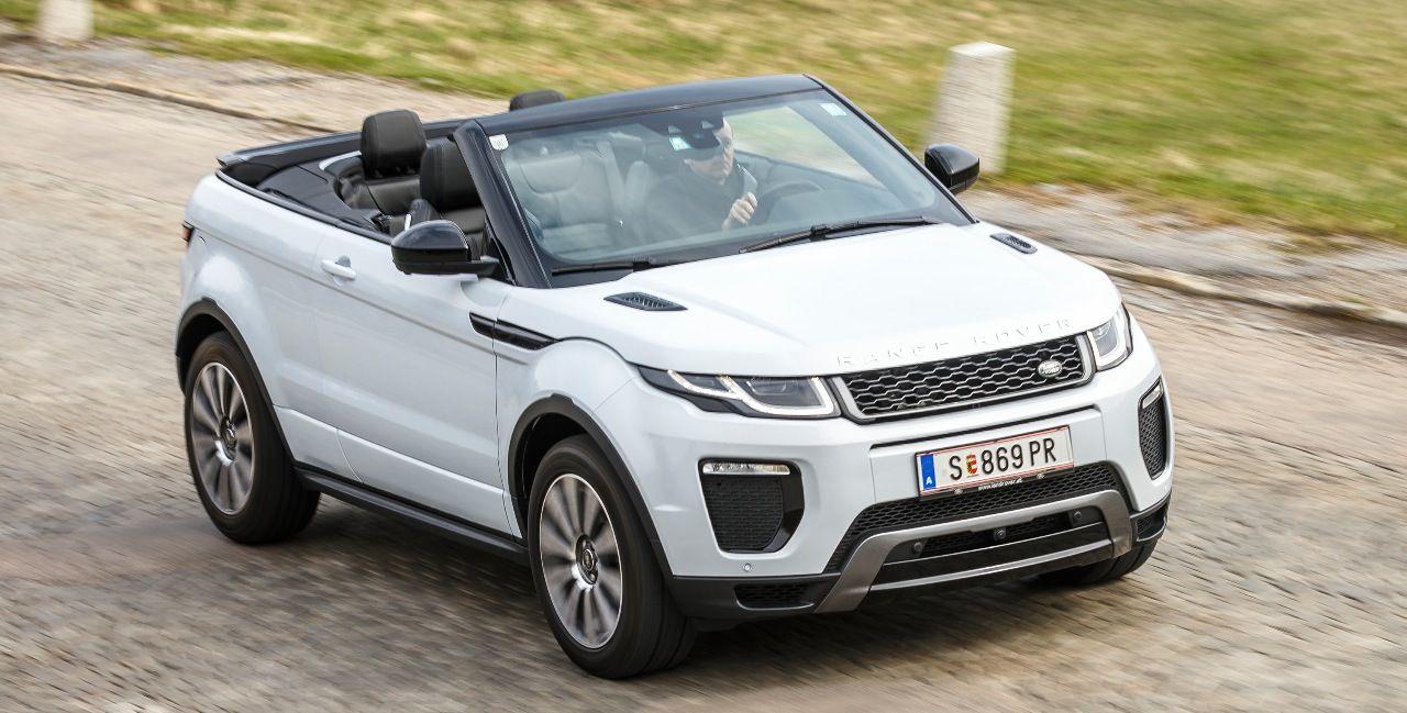 test range rover evoque cabrio werden cabrios jetzt auch. Black Bedroom Furniture Sets. Home Design Ideas