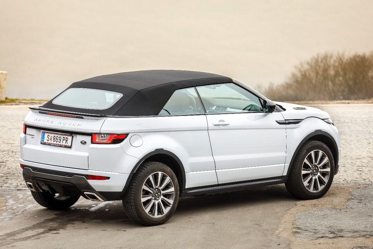 test range rover evoque cabrio werden cabrios jetzt auch. Black Bedroom Furniture Sets. Home Design Ideas