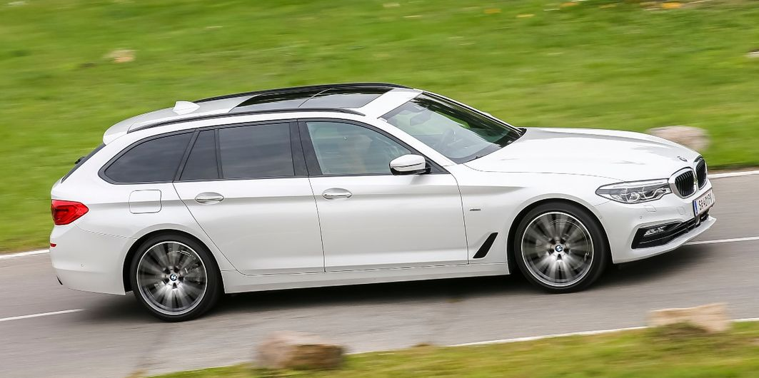 INTENSIVTEST: BMW 520d TOURING