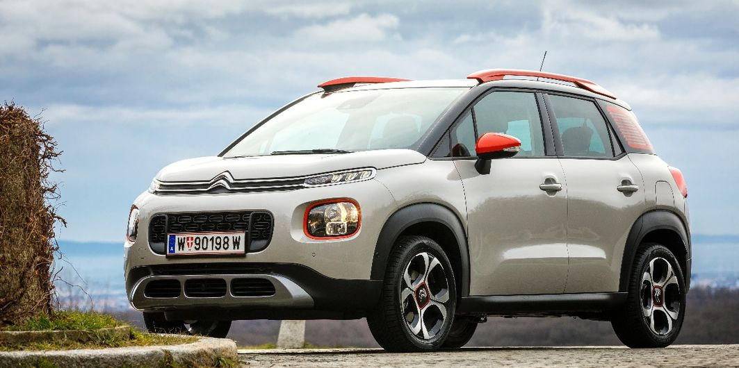 INTENSIVTEST: CITROËN C3 AIRCROSS