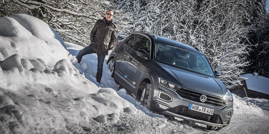 WINTERTEST: VW T-ROC
