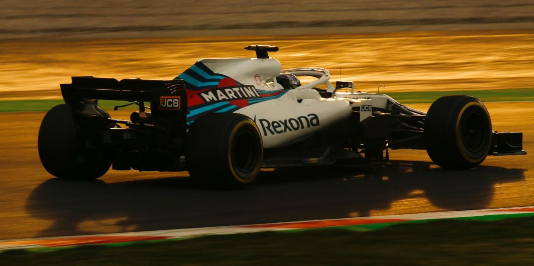 F1-TEAMS IM CHECK (4): WILLIAMS