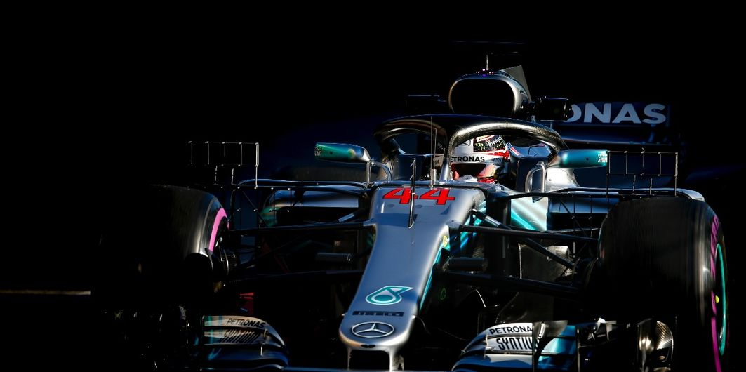 F1-TEAMS IM CHECK (10): MERCEDES
