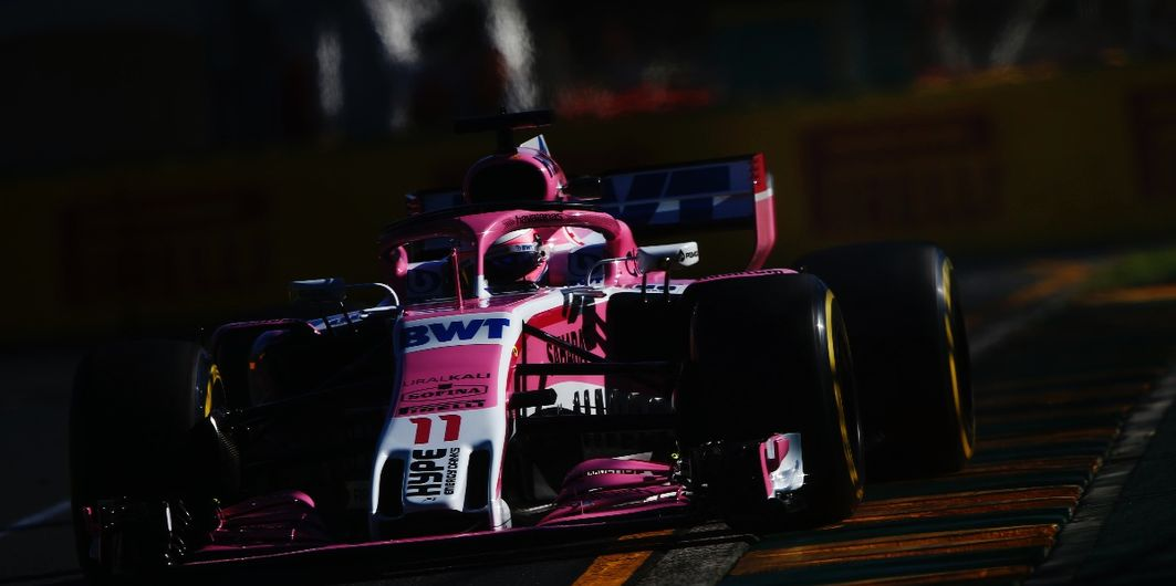 F1-TEAMS IM CHECK (8): FORCE INDIA