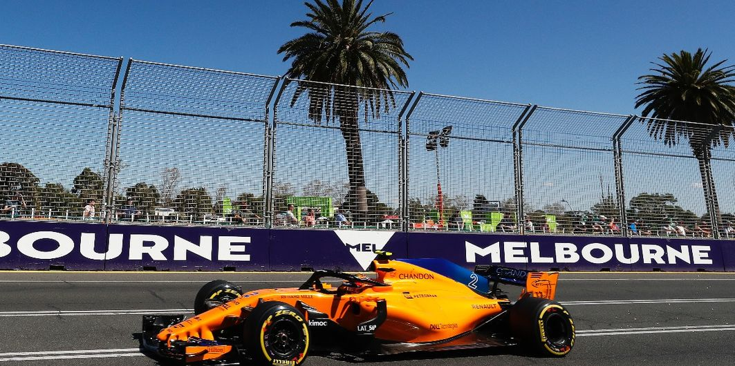 F1-TEAMS IM CHECK (9): MCLAREN