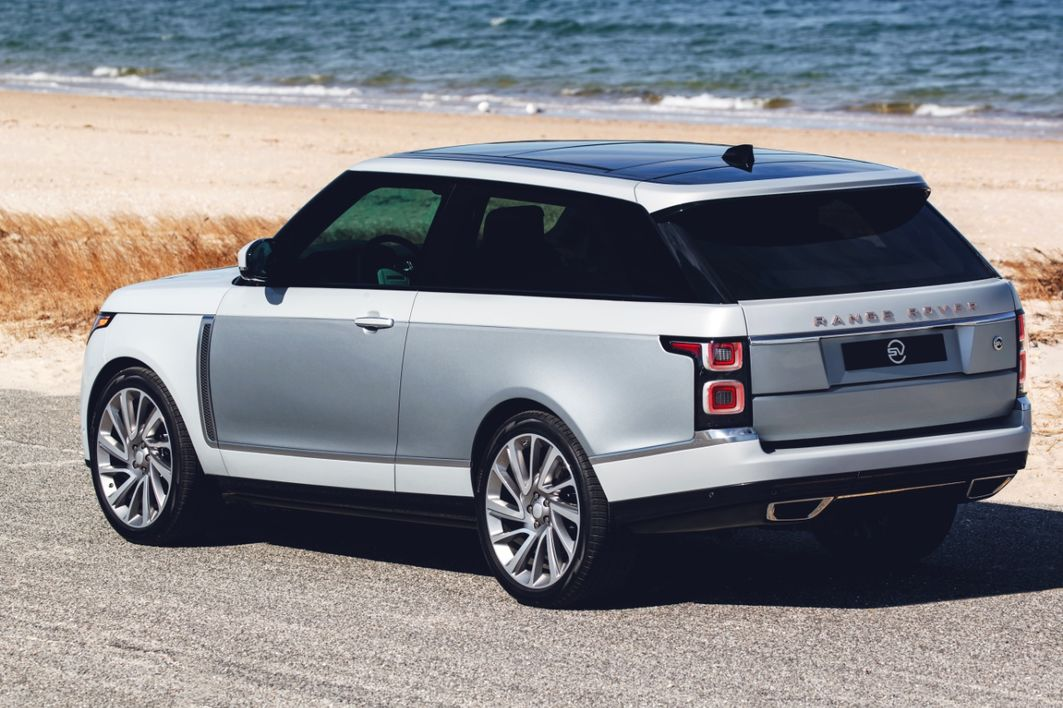 INTERVIEW ZUM RANGE ROVER SV COUPÉ Ein extrem exquisites Understatement