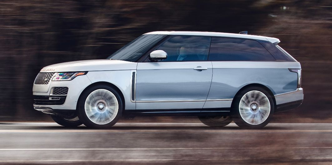 INTERVIEW ZUM RANGE ROVER SV COUPÉ