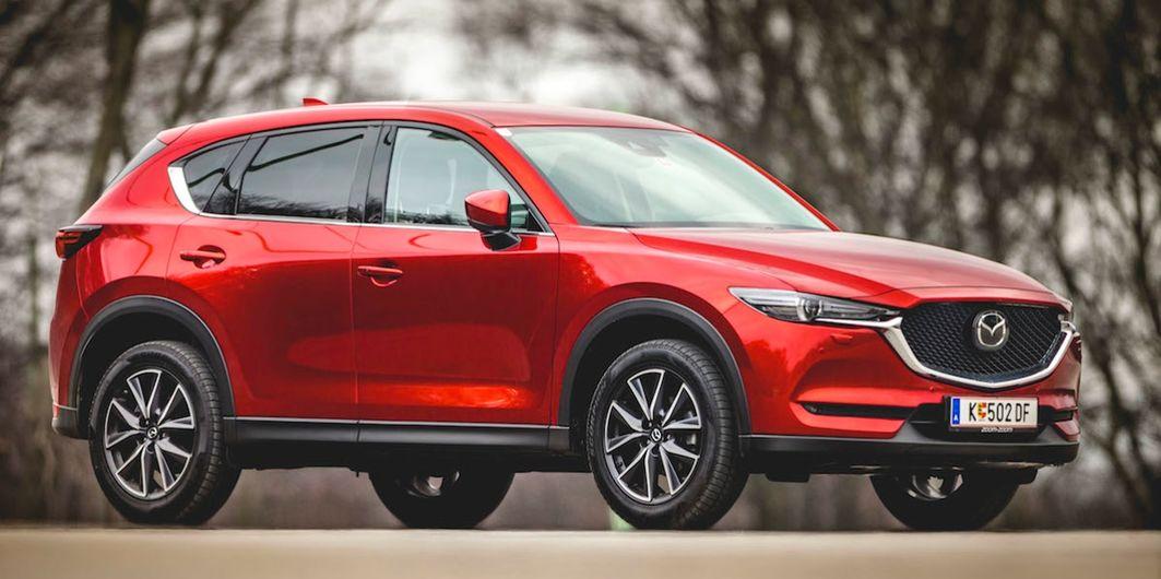 Intensivtest Mazda Cx 5 G194 Awd Mit Kleinen Schritten Zum Großen