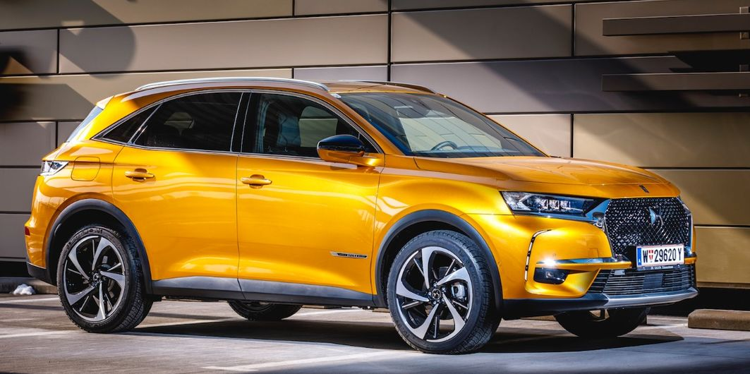 INTENSIVTEST: DS 7 CROSSBACK HDi 180
