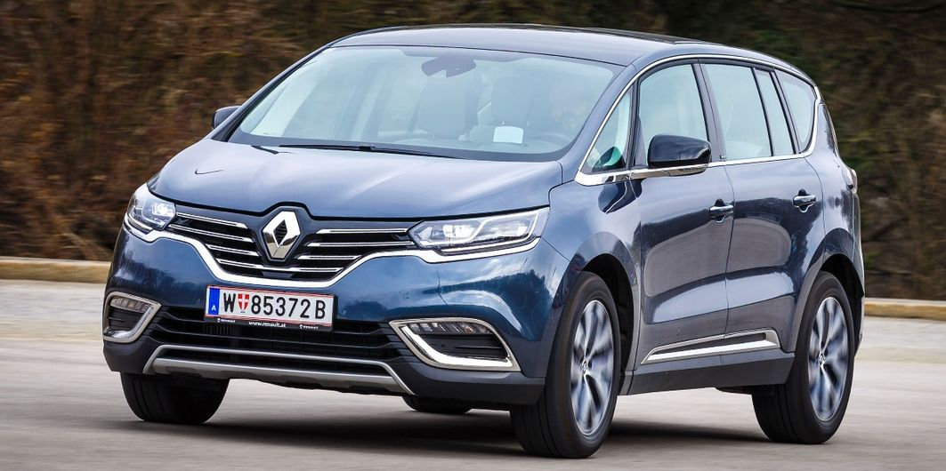 INTENSIVTEST: RENAULT ESPACE TCE 225
