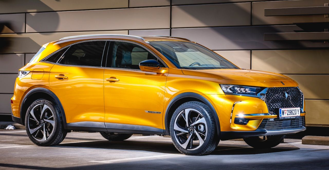 DS 7 Crossback: