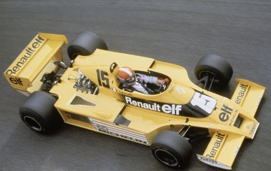 JEAN-PIERRE JABOUILLE schrieb Geschichte als erster Turbo-Sieger der Formel 1. Ein Interview über Visionen. - Renaults Legende im Turbo-Interview