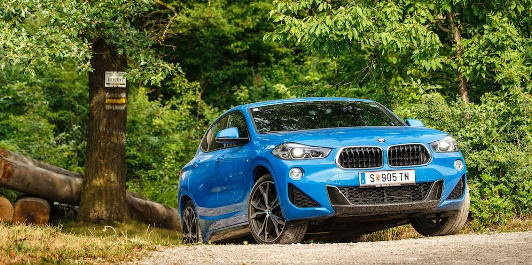INTENSIVTEST: BMW X2 25d
