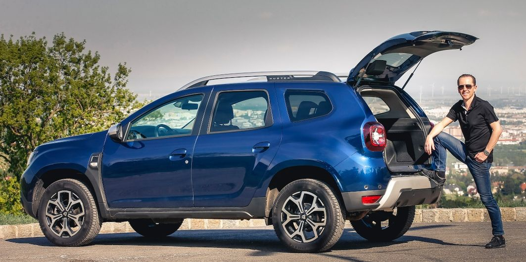 INTENSIVTEST: DACIA DUSTER DCI 4WD