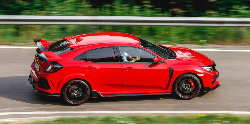 INTENSIVTEST: HONDA CIVIC TYPE R