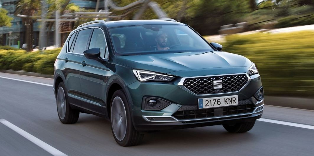 ERSTER TEST: SEAT TARRACO