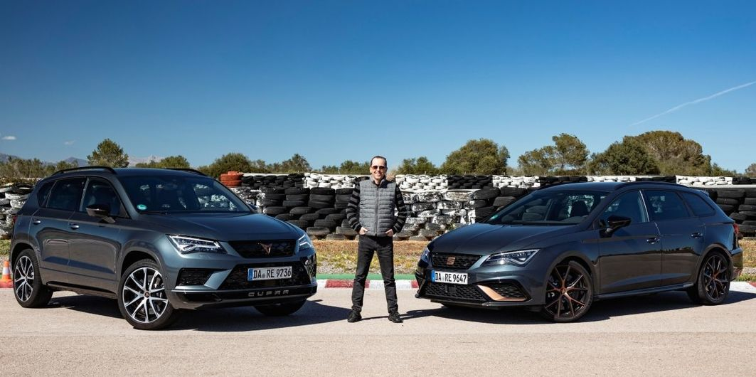 600-PS-TEST: CUPRA ATECA VS. LEON CUPRA R ST