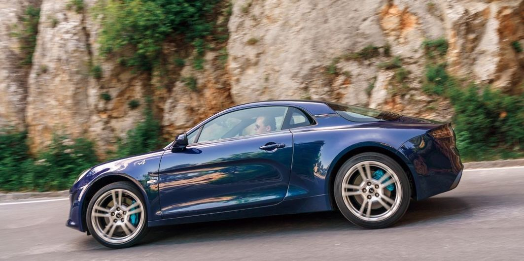 INTENSIVTEST: ALPINE A110 PURE