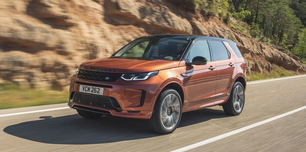 ERSTER TEST: LAND ROVER DISCOVERY SPORT (2020)