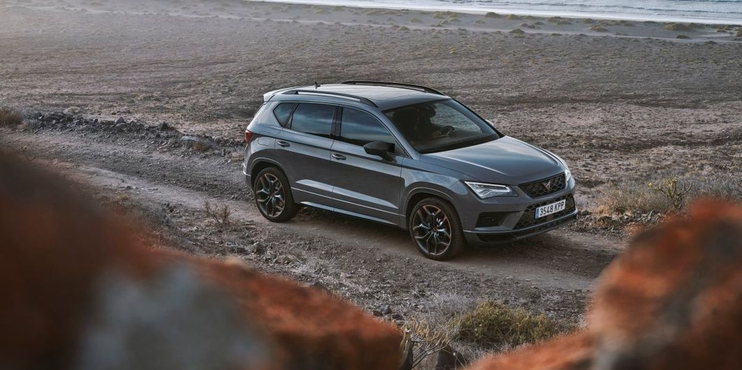 ERSTER TEST: CUPRA ATECA LIMITED EDITION
